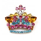 Small Crown Pin ~ #1