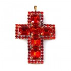 Cross #1 ~ Red