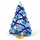 2020 Zig-Zag Xmas Tree Stand-up Decoration 16cm ~ #4