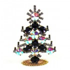 Xmas Tree Standing Decoration 2020 #20 ~ AB Rivoli Purple