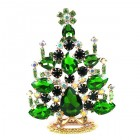 Xmas Tree Standing Decoration 2020 #21 ~ Green