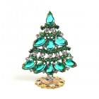 Xmas Tree Standing Decoration 2020 #18 ~ Emerald