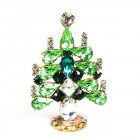 Xmas Tree Standing Decoration 2020 #16 ~ Green Emerald