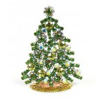 Xmas Tree Standing Decoration 2019 #08 Green with AB