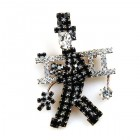 Chimney Sweep Brooch