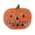 Halloween Pumpkin Jack-O-Lanterns ~ Brooch