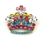Small Crown Pin ~ #2