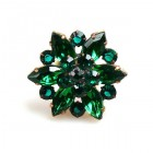 Sensual Aspiration Ring ~ Emerald