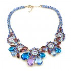 Parisienne Bloom Necklace ~ Winter