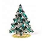 Navette Xmas Tree Stand-up ~ Emerald Clear