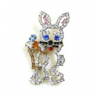 Easter Bunny Pin ~ #1