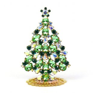 Xmas Tree Standing Decoration 2020 #19 ~ Green Emerald AB