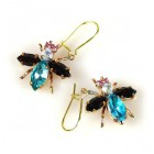 Flies Earrings #06