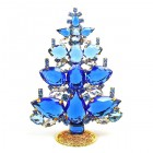 Xmas Tree Standing Decoration 2020 #01 ~ Blue