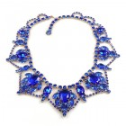 Roxanne Necklace ~ Blue