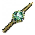 Enchanted Bracelet ~ Green Tones