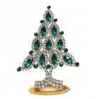 Xmas Tree Standing Decoration 2018 #10 Emerald Clear