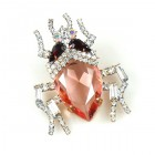 Creepy-Crawly Pin ~ Pink