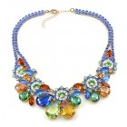 Parisienne Bloom Necklace ~ Polar Stars
