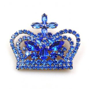 Emperors Crown ~ Blue