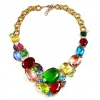 Razzle Dazzle Necklace ~ Multicolor