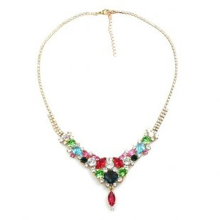Paradise Valley Necklace ~ Multicolor