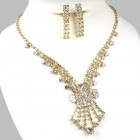 Irene Necklace Set ~ Gold Plated
