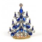 Xmas Tree Standing Decoration 2020 #03 ~ Clear Blue