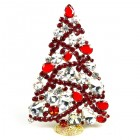 2020 Zig-Zag Xmas Tree Stand-up Decoration 16cm ~ #5