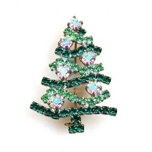 Little Tree Brooch #2 (4)