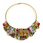 Kallisto Choker Necklace ~ Multicolor