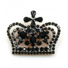 Emperors Crown ~ Black