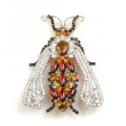 Queen Bee Brooch ~ Classic