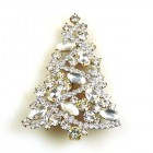 Xmas Tree Brooch #11 ~ #05