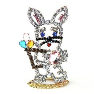Easter Bunny Stand-up Decoration ~ #1 ~ Medium