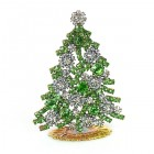 Xmas Tree Standing Decoration 2020 #08 Clear Green