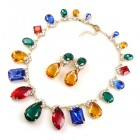 Effervescence Necklace Set ~ Multicolor