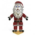 Santa XXL Stand-up Xmas Decoration