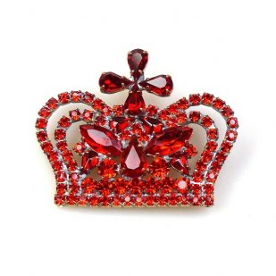 Emperors Crown ~ Red