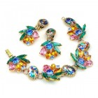 Close to Heaven Bracelet with Earrings ~ Multicolor