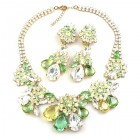 Parisienne Bloom Necklace Set ~ Good Morning