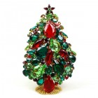 3 Dimensional Large Xmas Tree Decoration #02