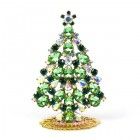 Xmas Tree Standing Decoration 2019 #19 ~ Green Emerald AB
