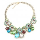Parisienne Bloom Necklace ~ Spring