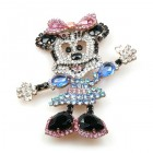 Minnie Brooch