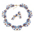 Fantaisie Set ~ Blue Purple Crystal