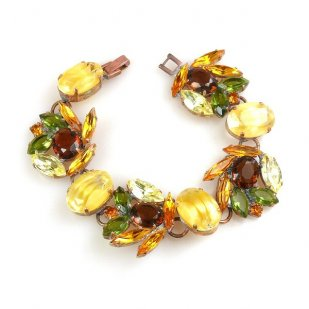 Close to Heaven Bracelet ~ Yellow Meadow