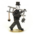 Chimney Sweep Stand-up Decoration