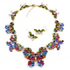 Whirl Butterflies Set ~ Multicolor