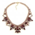Countess Necklace ~ Purple Amethyst